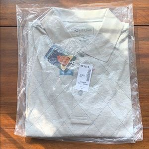 Jos A Bank David Leadbetter 2XLT Polo NWT